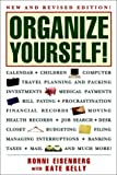 Organize Yourself! - book cover picture