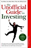 The Unofficial Guide to Investing - book cover picture