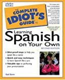 The Complete Idiot's Guide to Learning Spanish,Second Edition (2nd Edition) - book cover picture