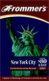 Frommer's 2001 New York City, released October 2000
