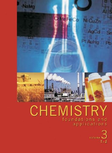 Foundations of Chemistry in the Laboratory,