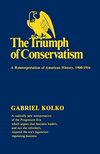 The Triumph of Conservatism Book Cover Picture