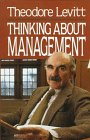 Buy Thinking About Management from Amazon
