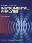 Principles of Instrumental Analysis - book cover picture