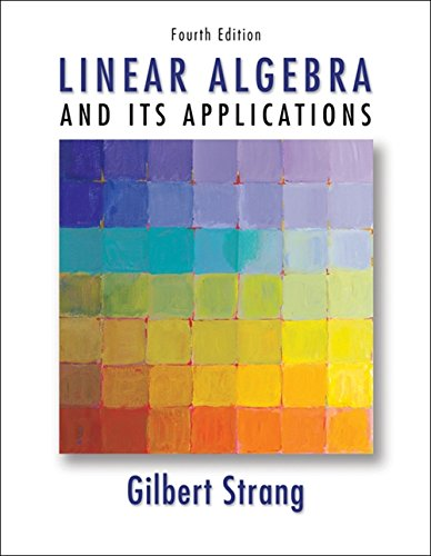 856. Linear Algebra and Its Applications, 4th Edition