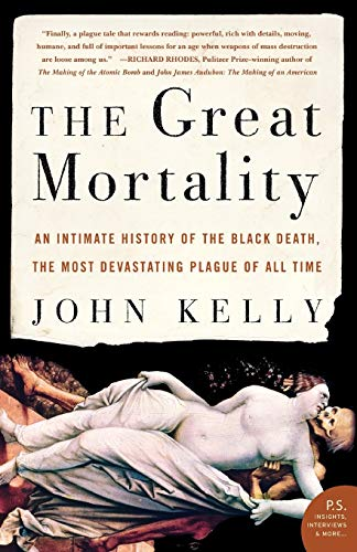 The Great Mortality Book Cover Picture