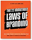 Cover of The 22 Immutable Laws of Branding By Al Ries and Laura Ries