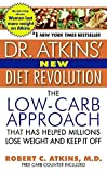 cover of Dr. Atkins' New Diet Revolution