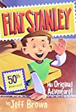 Flat Stanley 40th Anniversary Edition - book cover picture
