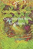 One Hundred Years of Solitude - book cover picture