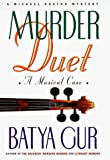 Murder Duet - book cover picture
