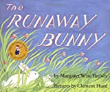The Runaway Bunny - book cover picture