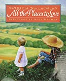 All the Places to Love - book cover picture