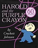Harold and the Purple Crayon 50th Anniversary Edition (Harold & the Purple Crayon (Hardcover)) - book cover picture