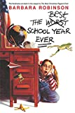 The Best School Year Ever - book cover picture