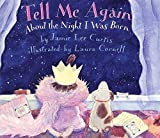 Tell Me Again About the Night I Was Born - book cover picture
