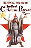 The Best Christmas Pageant Ever - book cover picture