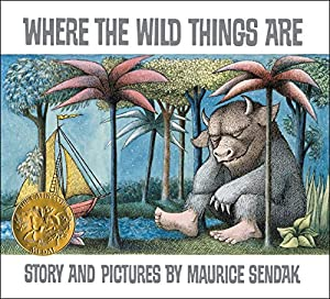 Christopher Walken Reads WHERE THE WILD THINGS ARE. Nails It.