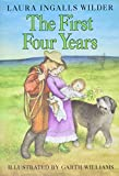 The First Four Years (Little House) - book cover picture