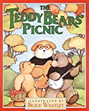 The Teddy Bears' Picnic - book cover picture