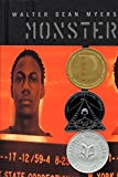 Monster (Coretta Scott King Author Honor Books) - book cover picture