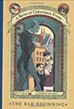 The Bad Beginning (A Series of Unfortunate Events, Book 1) - book cover picture
