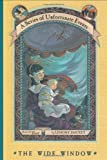 The Wide Window (A Series of Unfortunate Events, Book 3) - book cover picture