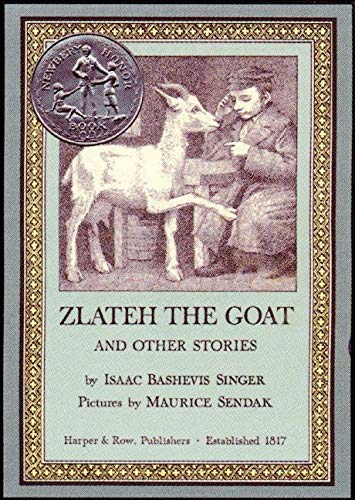 [Zlateh The Goat and Other Stories]