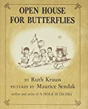 Open House for Butterflies - book cover picture