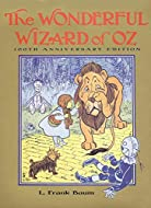 Book Cover: The Wonderful Wizard of Oz by L Frank Baum