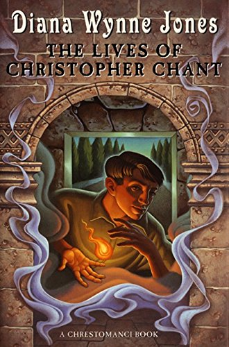 the lives of christopher chant cover art