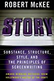 Story: Substance, Structure, Style and The Principles of Screenwriting - book cover picture