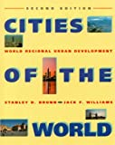 Cities of the World: World Regional Urban Development - book cover picture