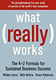 Buy What Really Works: The 4+2 Formula for Sustained Business Success from Amazon