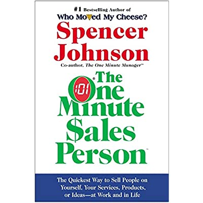 buy The One Minute Salesperson