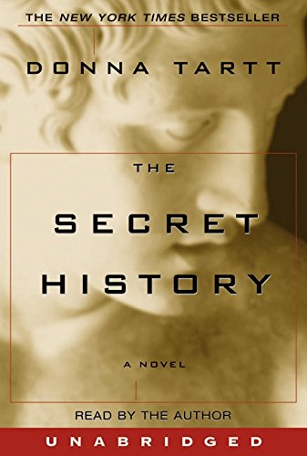 The Secret History by Donna Tartt   ++ Click to view larger image ++