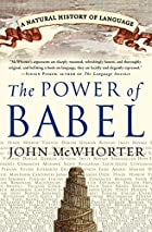 cover of The Power of Babel