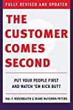 Book Cover: Hal Rosenbluth: The Customer Comes Second by Diane Mcferrin Peters