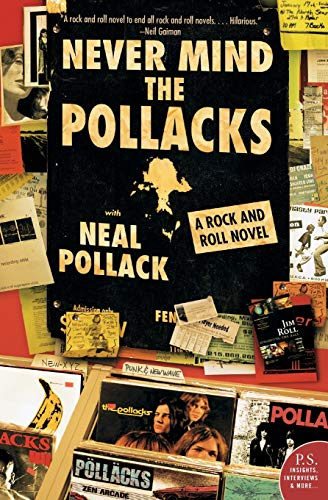 Never Mind the Pollacks by Neal Pollack