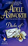 Duke of Sin (Avon Romantic Treasures) - book cover picture