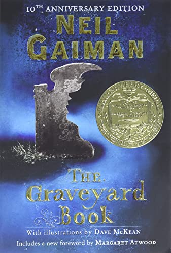 bookcover of The Graveyard Book