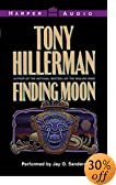 Finding Moon Low Price [ABRIDGED] by  Tony Hillerman (Author) (Audio Cassette - January 2003) 
