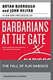 Barbarians at the Gate: The Fall of RJR Nabisco - book cover picture