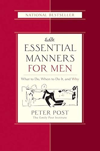GOOD MANNERS FOR MEN