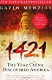 1421 : The Year China Discovered America - book cover picture