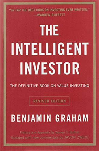 The Intelligent Investor Book Cover Picture