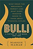 Book Cover: Bull! : A History Of The Boom, 1982-1999: What Drove The Breakneck Market--and What Every Investor Needs To Know About Financial Cycles by Maggie Mahar