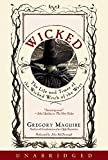 Wicked: The Life and Times of the Wicked Witch of the West - book cover picture