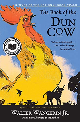 The Book of the Dun Cow, Wangerin Jr., Walter