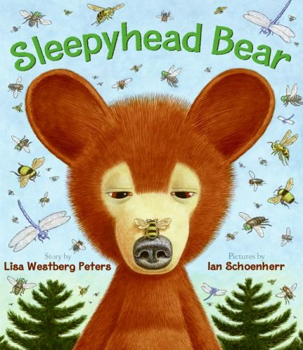 Sleepyhead Bear, Peters, Lisa Westberg